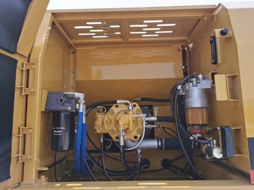 【节能高效】配置川崎负流量控制系统,与新型ECU控制器匹配,精准控制、节能高效。