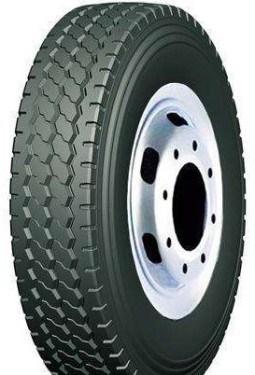 【Tire】Steel tire: The 12R22.5 steel tire is provided as standard to ensure a high durability.