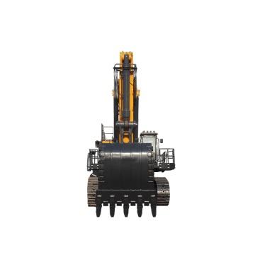 徐工XE1250矿用挖掘机360外观