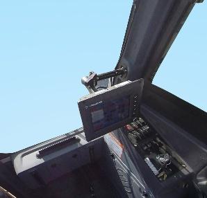 雷萨重机55x5汽车起重机上车操作室