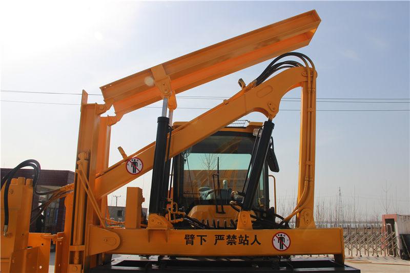 【多图】宜迅YX-950(10m³空压机)打拔钻一体机加长滑道细节图_高清图