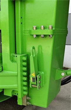 【更大桩径施工】可拆卸式尾杆设计,可实现更大桩径施工。