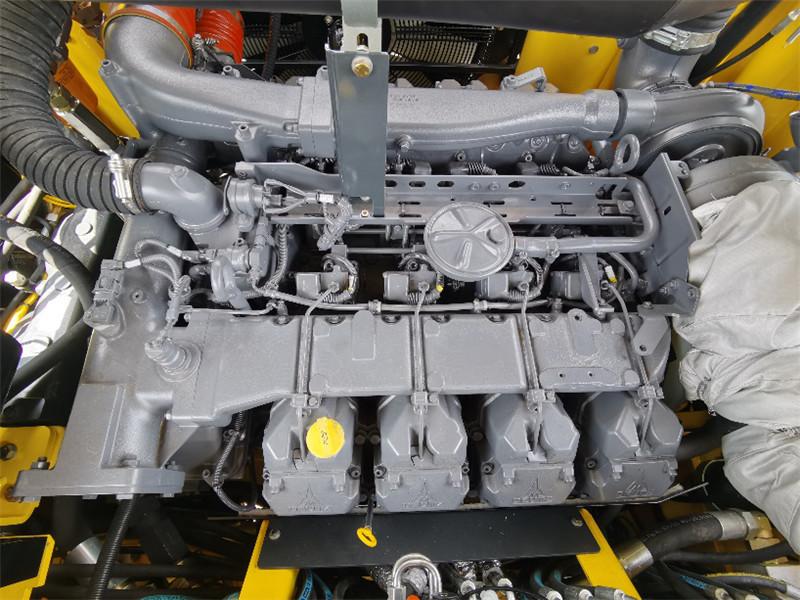【多图】宝马格BM2000铣刨机发动机细节图_高清图