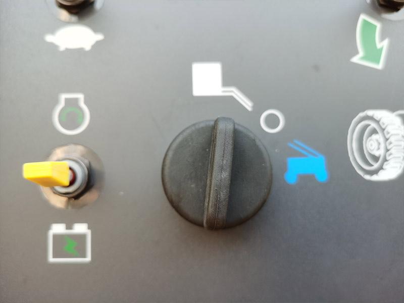 【多图】徐工XGS28直臂式高空作业平台上下车互锁细节图_高清图