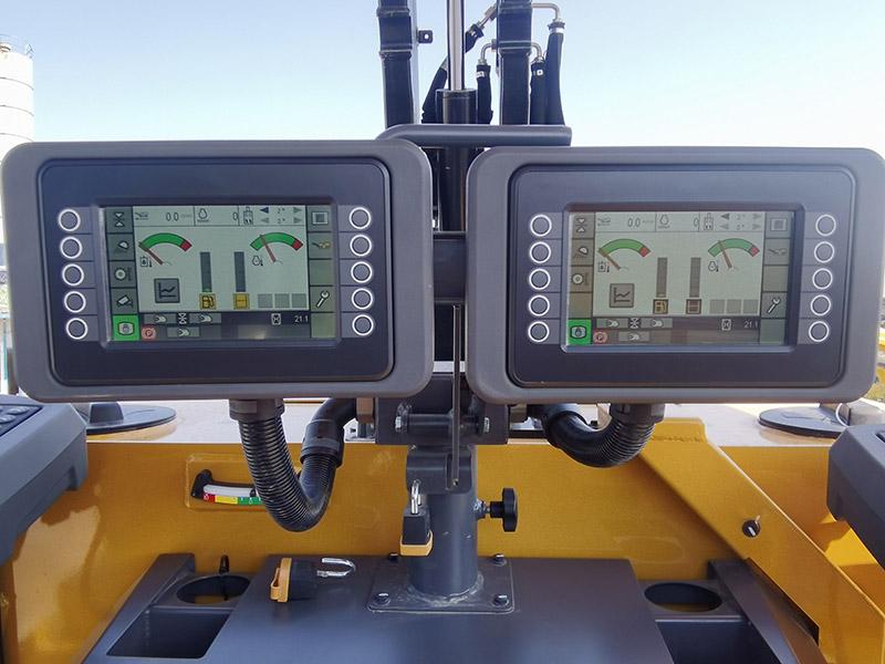 【多图】CAT®PM620铣刨机显示屏使用便捷细节图_高清图