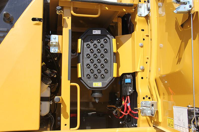【多图】中车 TR228H 旋挖钻机细节图_高清图