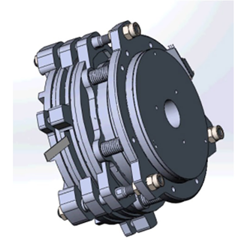 【多圖】波坦 MCT 138 塔式起重機盤式制動器細節圖_高清圖