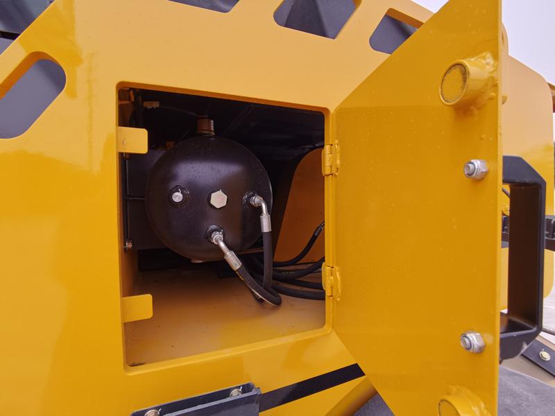 【多圖】山推SRT30H-C6膠輪壓路機維護更便利細節圖_高清圖