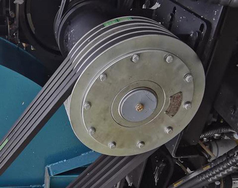 【多图】美通筑机LMT5160TSL干式清扫车自动离合器细节图_高清图