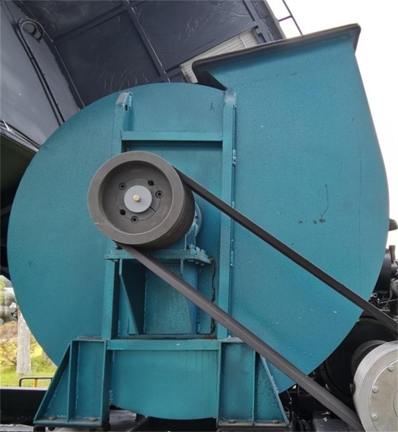 【多图】美通筑机LMT5160TSL干式清扫车离心风机细节图_高清图