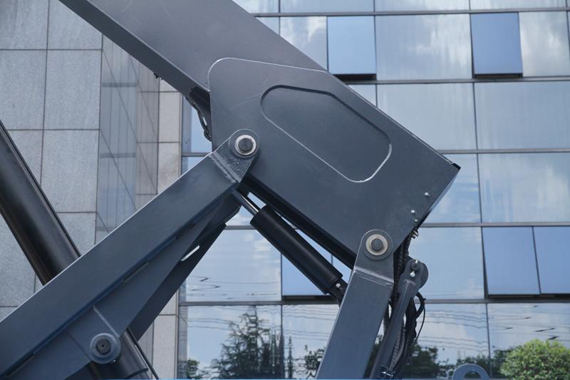 【多圖】星邦智能TB20J Plus直臂式高空作業平臺液壓調平,簡單可靠性高,故障率低細節圖_高清圖