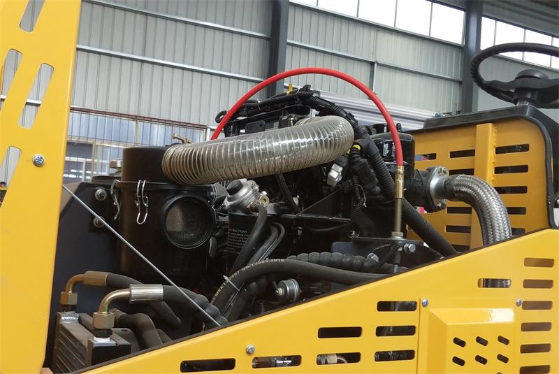 【多图】宜迅2吨全液压双钢轮压路机细节图_高清图