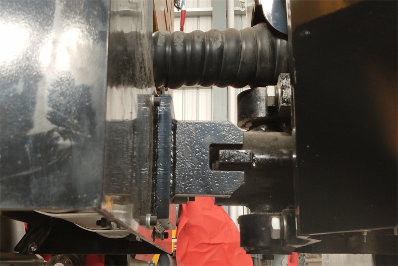【多图】宜迅2吨全液压双钢轮压路机液压转向细节图_高清图
