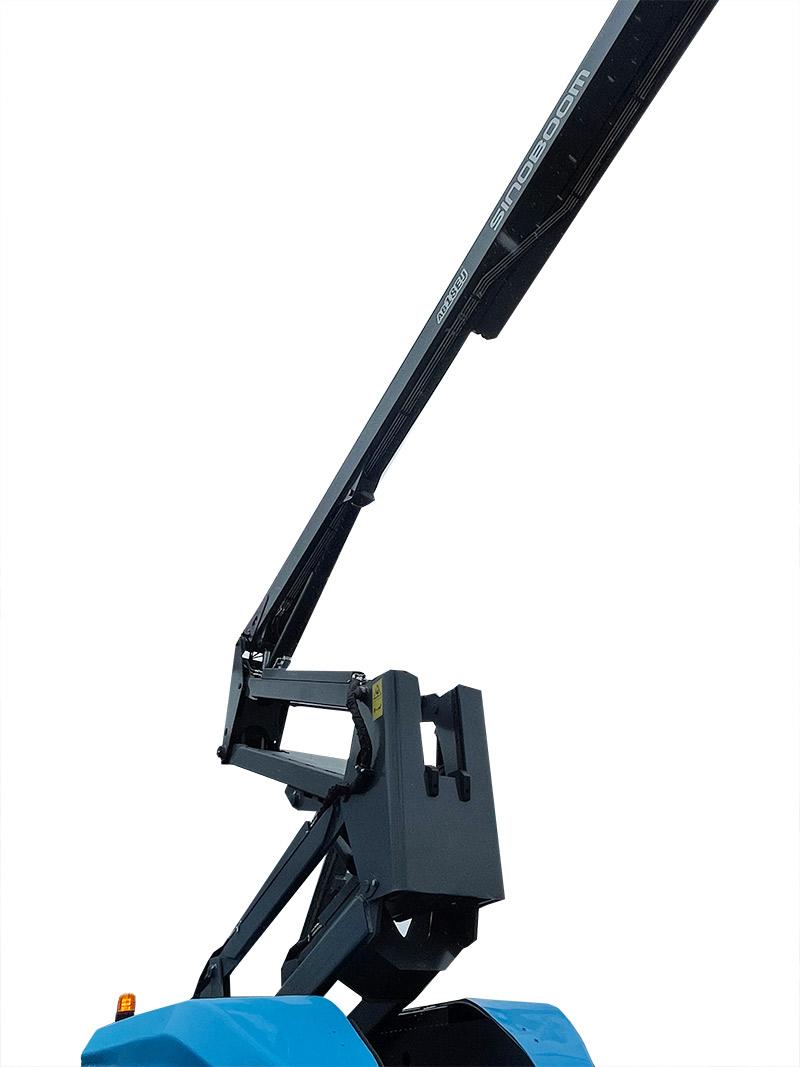 【多圖】星邦智能AB18EJ曲臂式高空作業平臺高效、舒適細節圖_高清圖