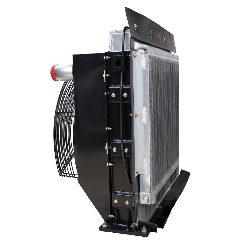 【多图】晋工JGM857L装载机散热系统细节图_高清图