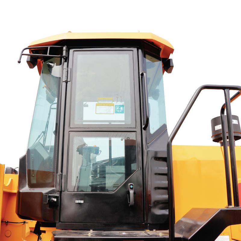 【多图】晋工JGM771FT32KV叉装车驾驶室细节图_高清图