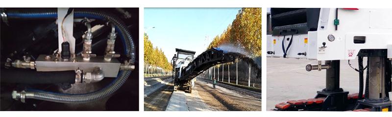 【多圖】【VR全景展示】山推SM200M-C6銑刨機水系統細節圖_高清圖