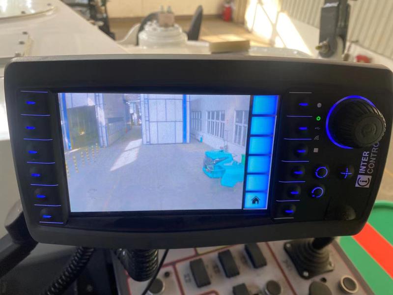 【多圖】【VR全景展示】山推SM200M-C6銑刨機影像系統細節圖_高清圖