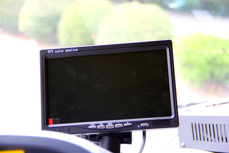 【多图】英达科技AT350安全缓冲车驾驶室细节图_高清图