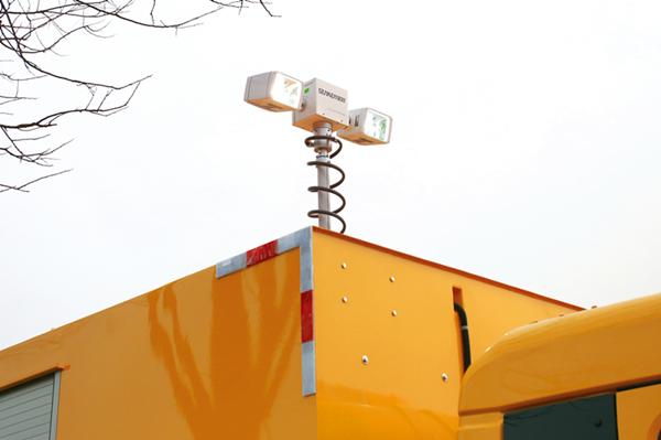 【多图】英达科技AT350安全缓冲车细节图_高清图
