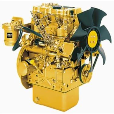 【彭湃动力】发动机系统 卡特彼勒302 CR迷你型挖掘机以紧凑的尺寸,澎湃的动力和出色的性能,助您轻松应对各种应用场合。• C1.1 大容量3缸柴油发动机• 更高的燃油效率• 总功率 – 16.1 kW (21.6 hp)• 自动怠速• 自动停机• 环境温度 -15 - 45摄氏度