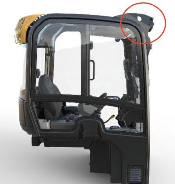 【两点起吊系统】设备拥有两点起吊系统,运输方便,非常实用。