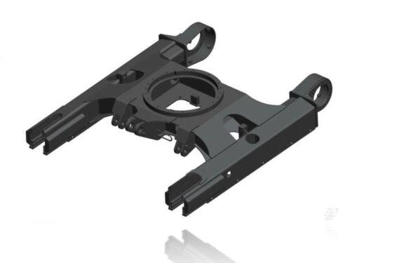 【可靠的底盘设计】卡特彼勒303.5E 迷你挖掘机底盘和行走履带做工精细,底盘整个结构机器人焊接,设计合理,焊接技术先进;杰出的重载结构和优化高韧性钢板;超级耐用,专业的分析和测试验证。履带经过严格的热处理过程监管,具有优异的耐磨损性和柔韧性以及高耐久性。