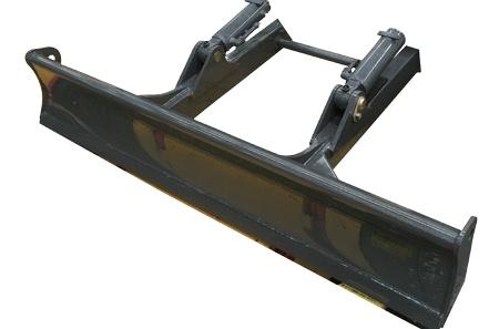 【高效推土铲】箱体式结构推土铲,带双油缸,粗壮型钢管,不易变形,带双油缸推土力气更大。