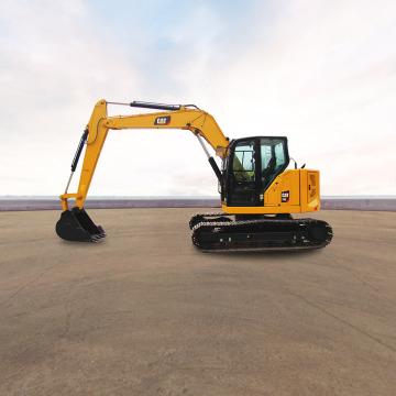 卡特彼勒新一代Cat®310迷你型液压挖掘机全景外观