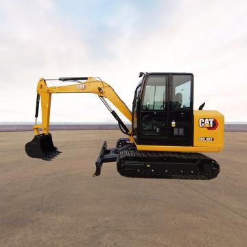 卡特彼勒Cat®305.5E2小型液压挖掘机全景外观
