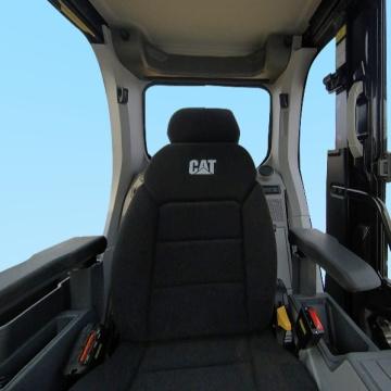 卡特彼勒新一代Cat®323 GC液压挖掘机驾驶室