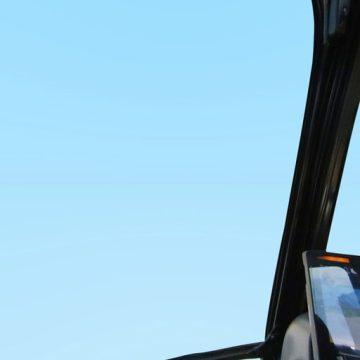 卡特彼勒新经典Cat® 320 GX挖掘机室内全景