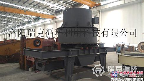 出售二手矿山机械PL-700制砂机