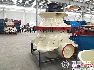 出售二手破碎机械二手GP11单缸液压圆锥破碎机出售
