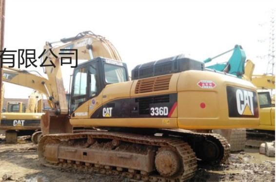 贵州贵阳出售二手卡特336D2挖掘机价格