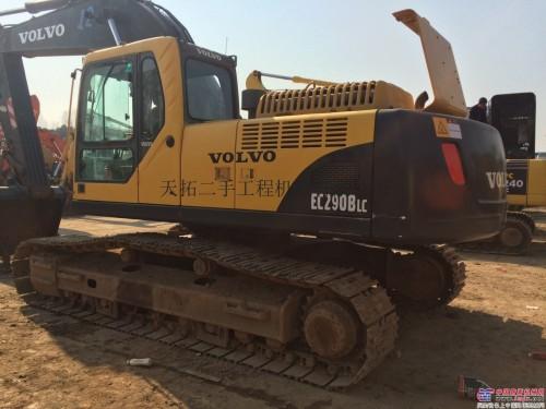 成都二手挖掘机:二手沃尔沃210、240、360B挖掘机价格