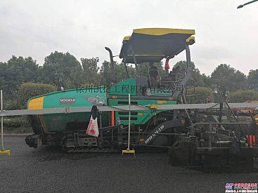 出售2013年福格勒1800-2HD直板9.5米摊铺机