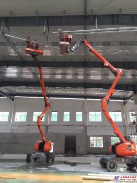 出租鼎力曲臂式高空作业车、高空作业平台、升降机、举升机