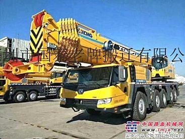 深圳龙岗康桥花园25吨吊车租赁价格