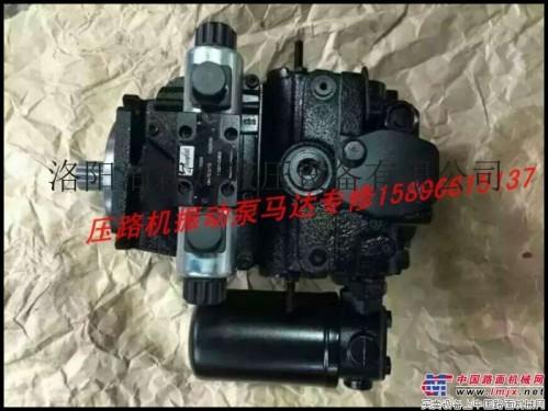 中联压路机行走泵振动泵专业维修检测效验15896615137 2000小时质保!