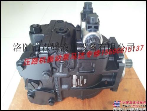 柳工压路机振动泵振动马达专业维修效验 15896615137 2000小时质保!