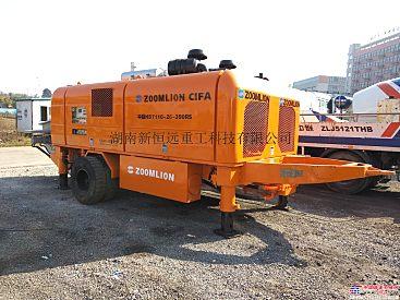 出售二手中联110-26-390RS拖泵