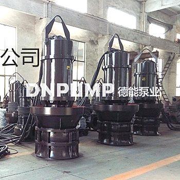 供应QZB动力机械天津德能大型大流量万吨潜水轴流泵厂家