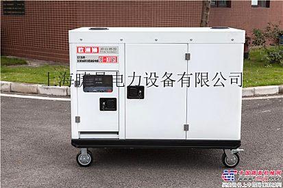 欧洲狮10KW柴油发电机GT-10TFSI
