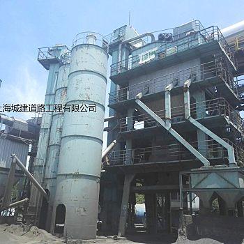 出售二手无锡锡通AM3000型(2009年)沥青混凝土搅拌设备