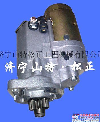 供应小松PC56-7挖掘机启动马达