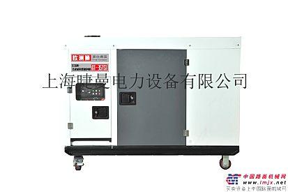 合资35千瓦静音柴油发电机