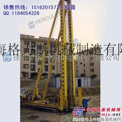 优质夯扩挤密桩机/河北打桩机黑龙江打桩机河南打桩机9米12米夯扩桩机