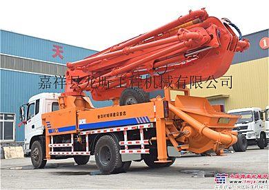 37米混凝土天泵价格  混凝土泵车厂家