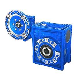 现货供应杰牌/鑫福龙NMRVE方形铝壳蜗轮蜗杆减速机